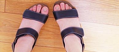 정말 편한 신발 클락스