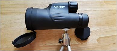 단만경이라는 망원경 샀어