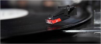 턴테이블&LP의 매력
