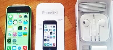 아이폰 5c 미국 직구후기